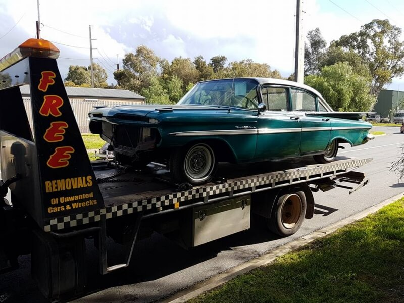Car Towing Adelaide178