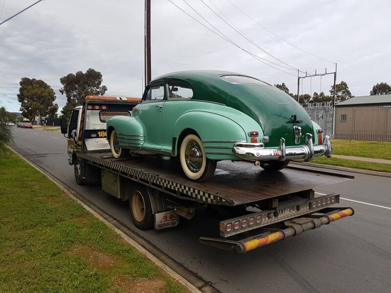 Car Towing Adelaide181