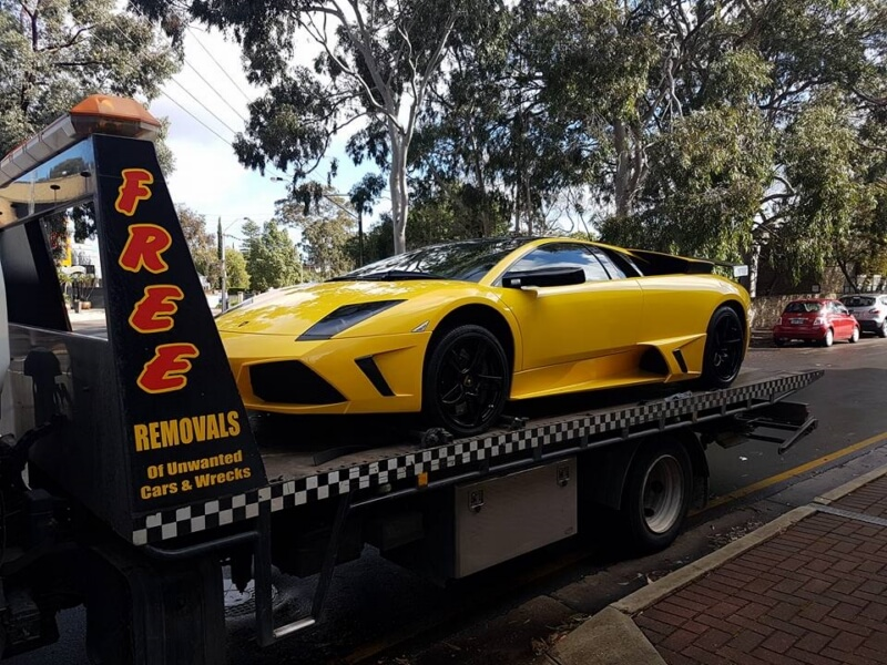 Car Towing Adelaide186