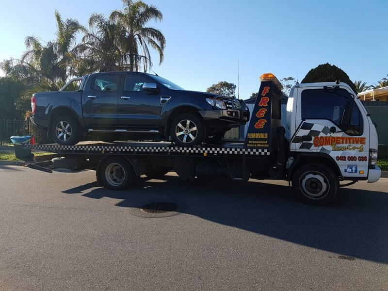 Car Towing Adelaide200