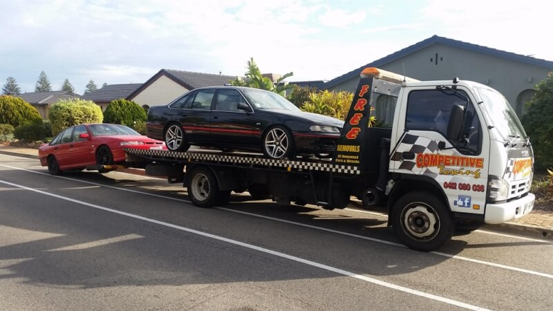 Car Towing Adelaide205