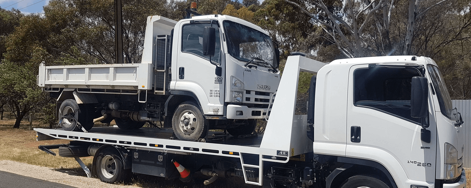 Car Towing Adelaide 003