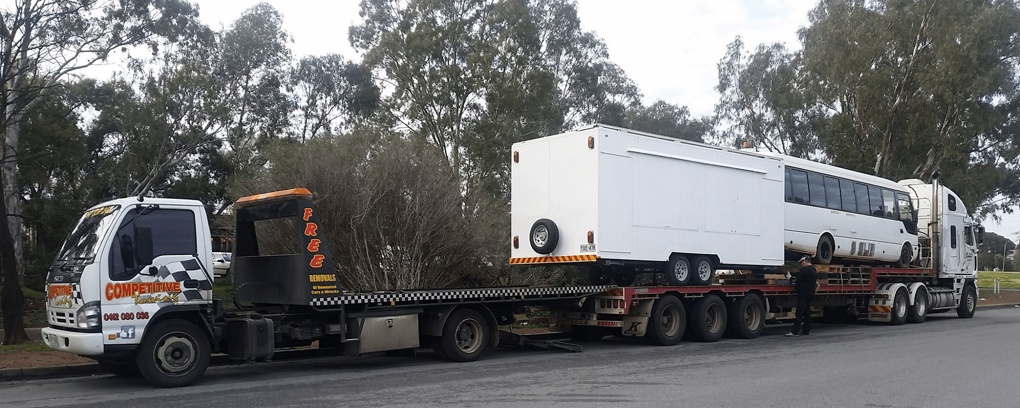 Car Towing Adelaide046